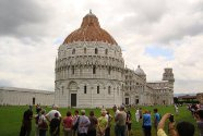Guided Group Pisa Afternoon Tour with the Leaning Tower